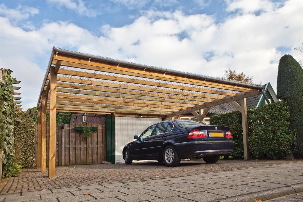 Carports/garages - Van Der Leeden
