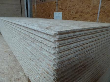 Underlayment/ vloerplaten