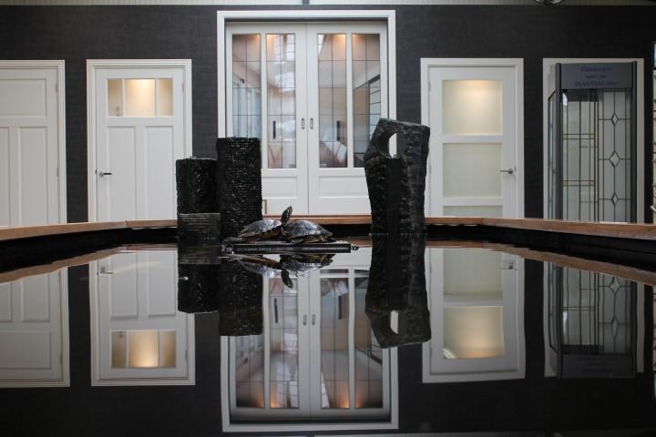 dubbele schuifdeur woonkamer - Van Der Leeden